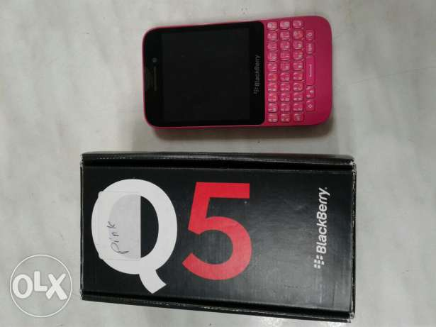Blackberry Q5 80$