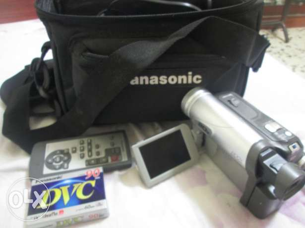 camera recorder excellent condition