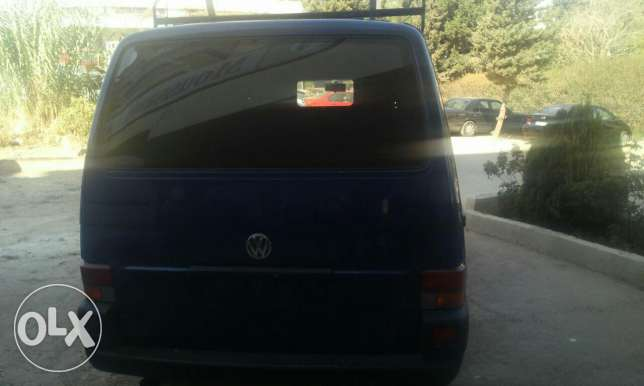 Wv transporter 1998 blue الكورة -  3