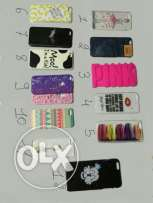 Phone covers...