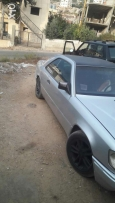 Mercedes coupe 1991 for sale