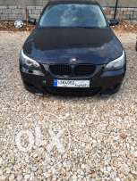 bmw 530 model 2005 super clean full option 5ar2et nadafe ma na2sa chi