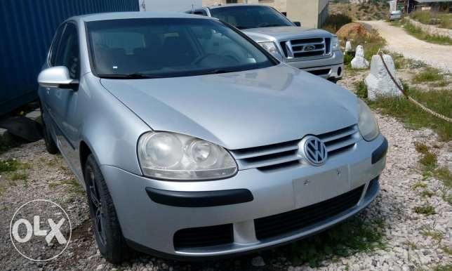 Golf 2.5 2007 ajnabiyi super clean