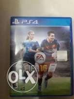 fifa 16 + watchdogs + second son ps4