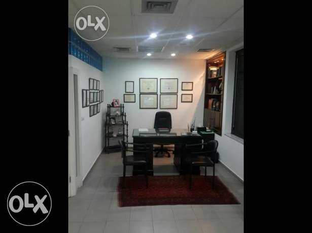 Clinic or Office for rent أشرفية -  3