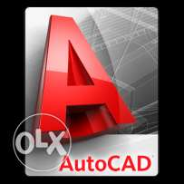 AUTOCAD 10.000LL/HOUR (2D course= 30 hours=200$)