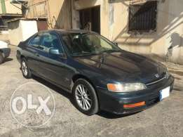1997 Honda Accord coupe full option excellent condition