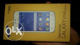 Sumsung galaxy STAR advance