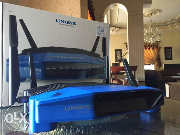 Linksys WRT 1900AC Router