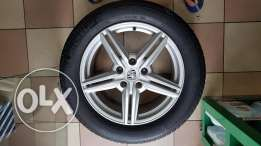 Cayenne Tires and rims mod 2011 for sale or trade
