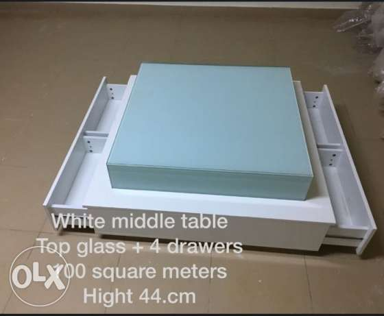 Seating room TV table رابية -  1