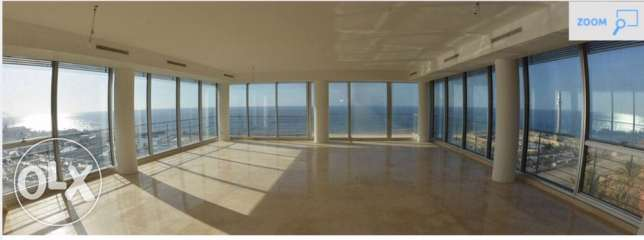 Manara: 470m apartment for rent