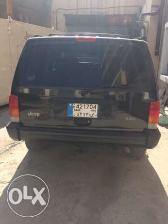 Jeep cherokee 1998 xj verry clean car كسروان -  4