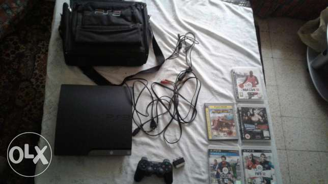 Ps3 slim 232 gb