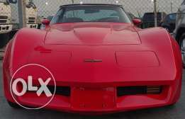 Chevrolet Corvette Stingray 1981 full. 25K negotiable or trade