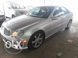 Mercedes 2007 Look amg C230 5ar2a