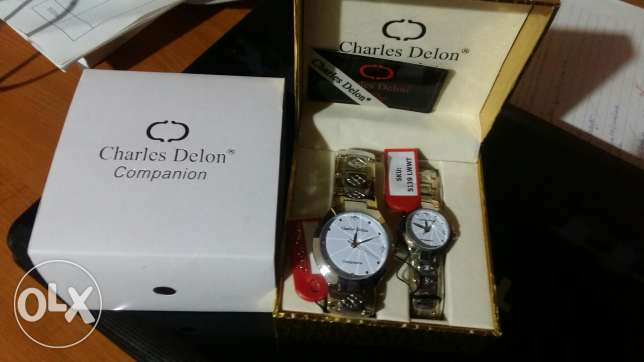 Charles Delon watch