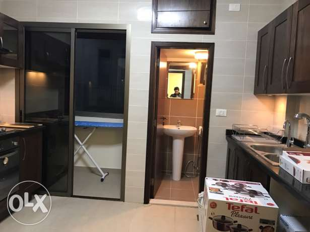 new and furnished apartment for rent in ain mrayseh beirut