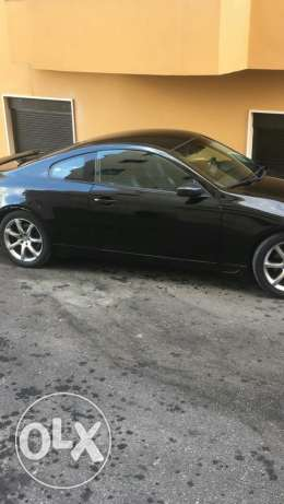 Infiniti Black On black for sale