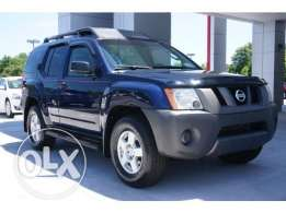 2008 Nissan Xterra Off Road 4x4