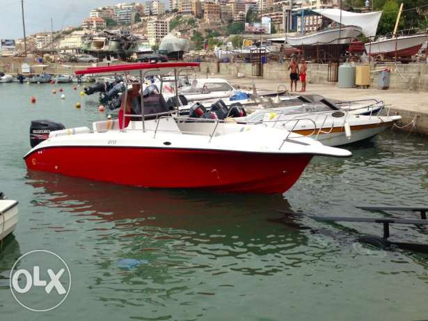 Fishing Speed Boat for Sale model 2013