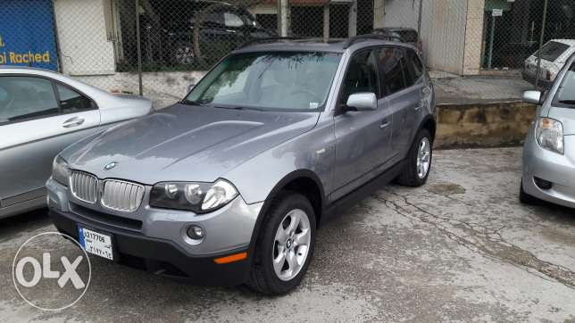 Bmw x3 2007 for sale