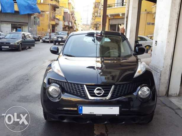 Nissan Juke 2013 Automatic Black/Black RYMCO Source & Maintenance أشرفية -  1