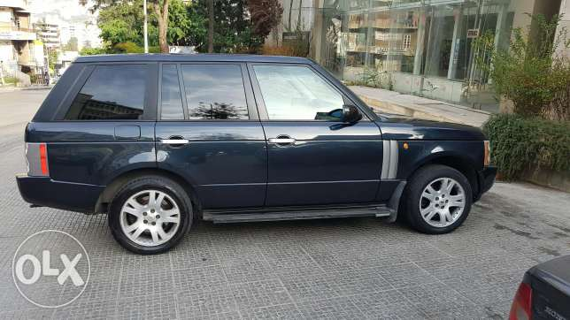 Range rover vogue 2004 full options and good conditions,9900$