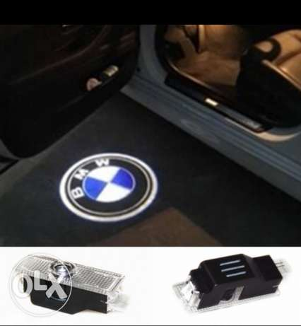LED Car Door Courtesy Laser Projector Logo Ghost Shadow Light for BMW