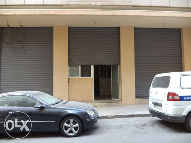 Shop for RENT - Ashrafieh 100 SQM