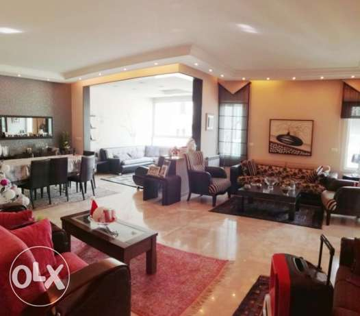 Furnished Apartment for sale in Ain Saade SKY566