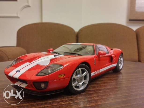 Ford GT 2004,diecast car model 1:18