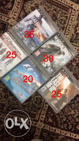 cds ps3 for sale only in tripoli