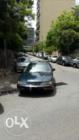 Honda Accord 1997 For Sale
