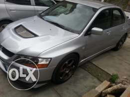 evo 9 2006 super clean + extras