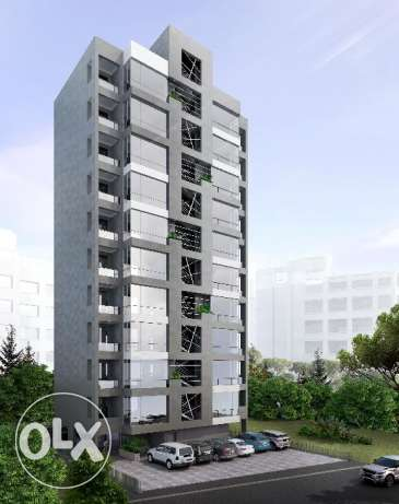 New Project - 2 Bedrooms in Antelias Mezher