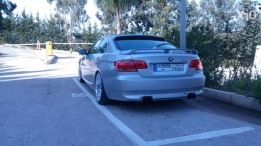 BMW 335i Twin Turbo trade acceptable on 4X4