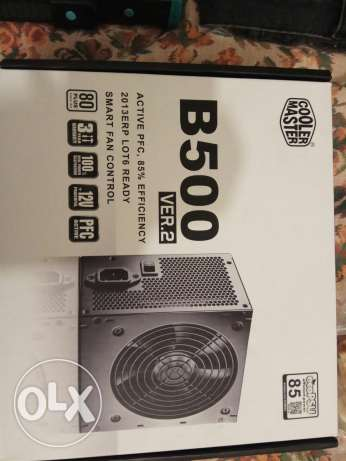 Cooler master power supply new