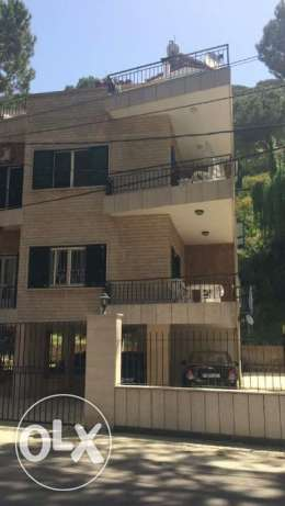 an appartment for rent in broummana