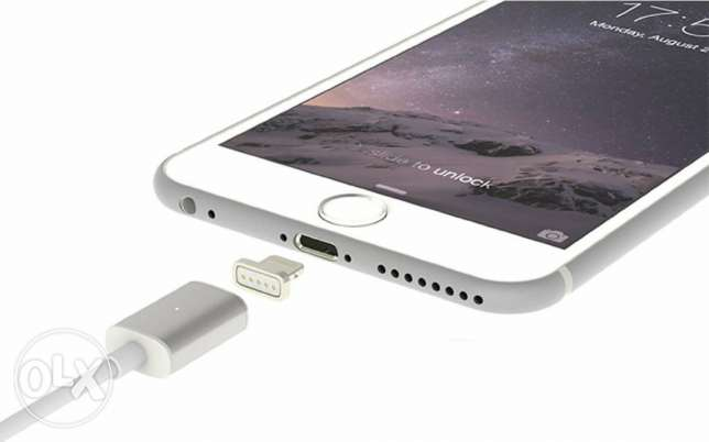 Magnetic cable