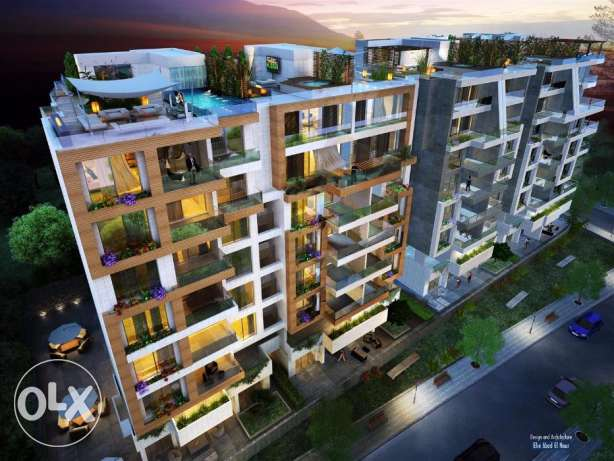 Viento - Under construction project located in a strategical area of B
