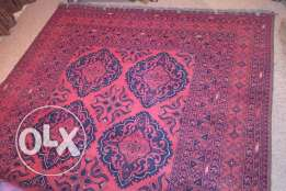 Afghani Carpet in Excellent Condition - 310 x 200 cm