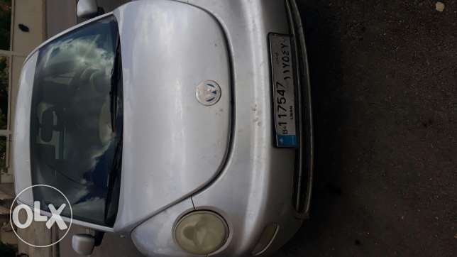volkswagen,beettle model 1999 automatic... 3,000$ for sale