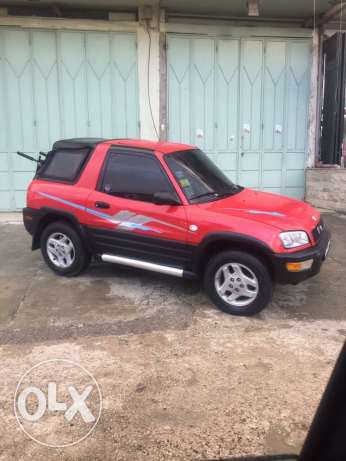 toyota rav 4 like new