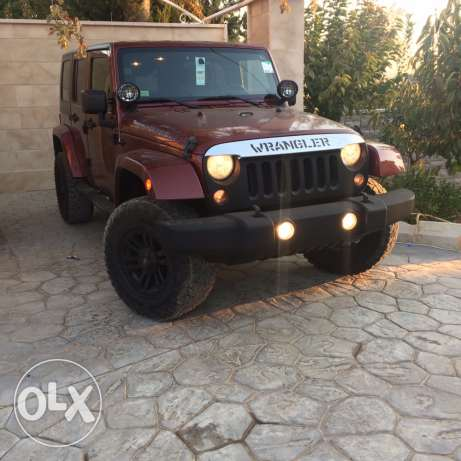 2009 Jeep Wrangler SUPER CLEAN البقاع الغربي -  2