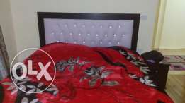 Bedroom in very good condition 4mounths used