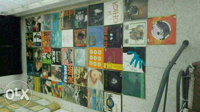 2 -Vinyl Collection For Sale - Can be sold seperately ضهر الصوان -  1