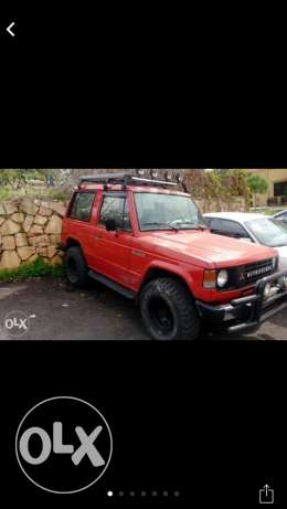 pajero 82 khere2 collection car lal offroad