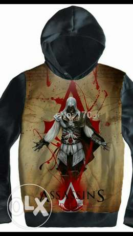 Assassin's Creed Thick Sweatshirt Hoodies