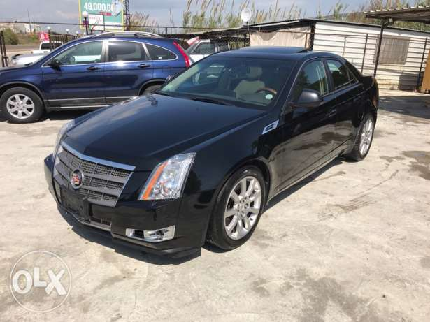 2008 Cadillac cts clean car fax
